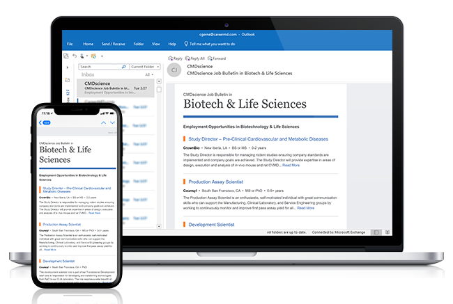 CMDscience E-Bulletins